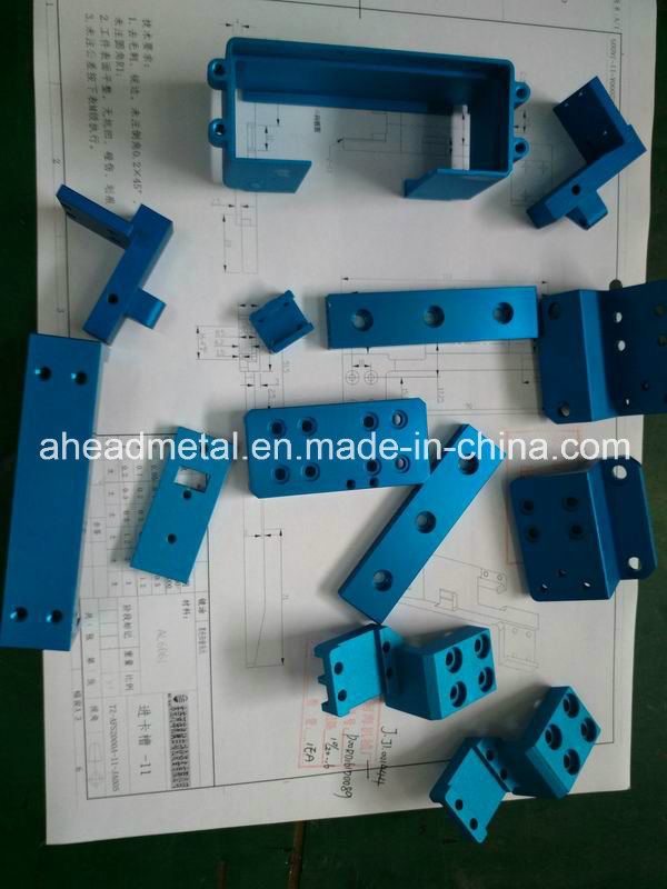 CNC Machining Parts Service in China with Good Quanlity