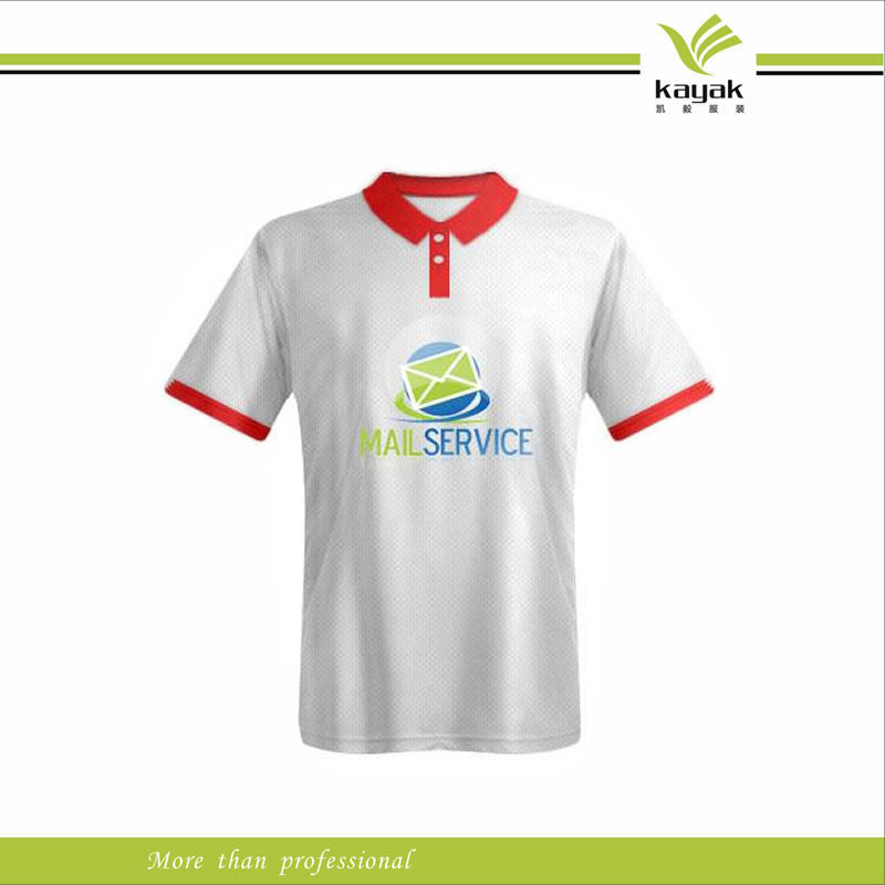 China custom printed badge short sleeve polo shirts for for Personalized polo shirts for toddlers