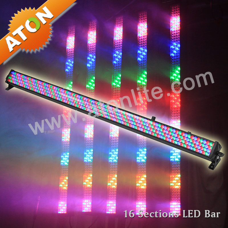 china led stage lighting 16 sctions chasing led bar ae021 china stage lighting stage light. Black Bedroom Furniture Sets. Home Design Ideas