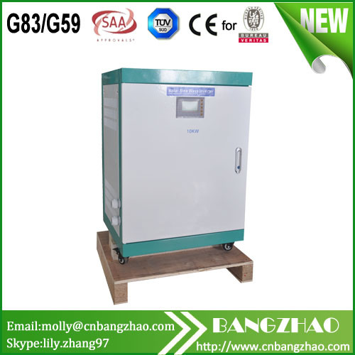 120/240V Dual Output 10kw Spilt Phase off Grid Standalone Inverter for PV Energy Backup System