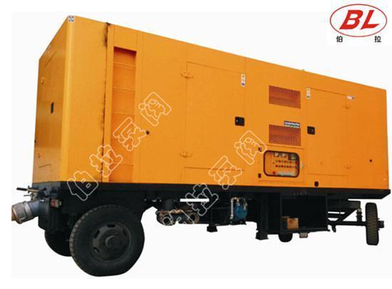 Emergency Power Generation Water Diesel Pump