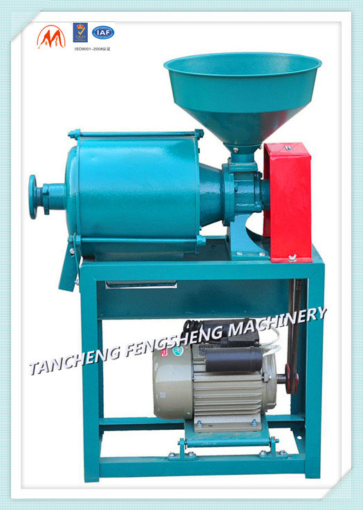 6fs-180z Small Wheat Flour Mill, Grain Flour Milling Machine
