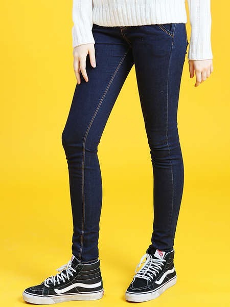 2017 Women and Girls Lycra Cotton Skinny Denim Jeans