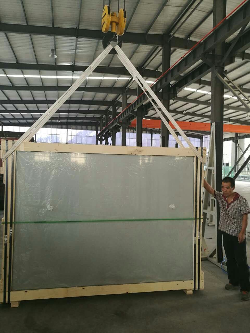 Semi-Tempered PVB Laminated Glass