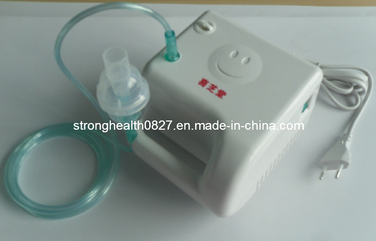 Handheld Medical Air-Compressed Nebulizer