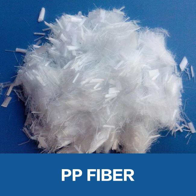 PP Fiber for Construction Cement Adhesives