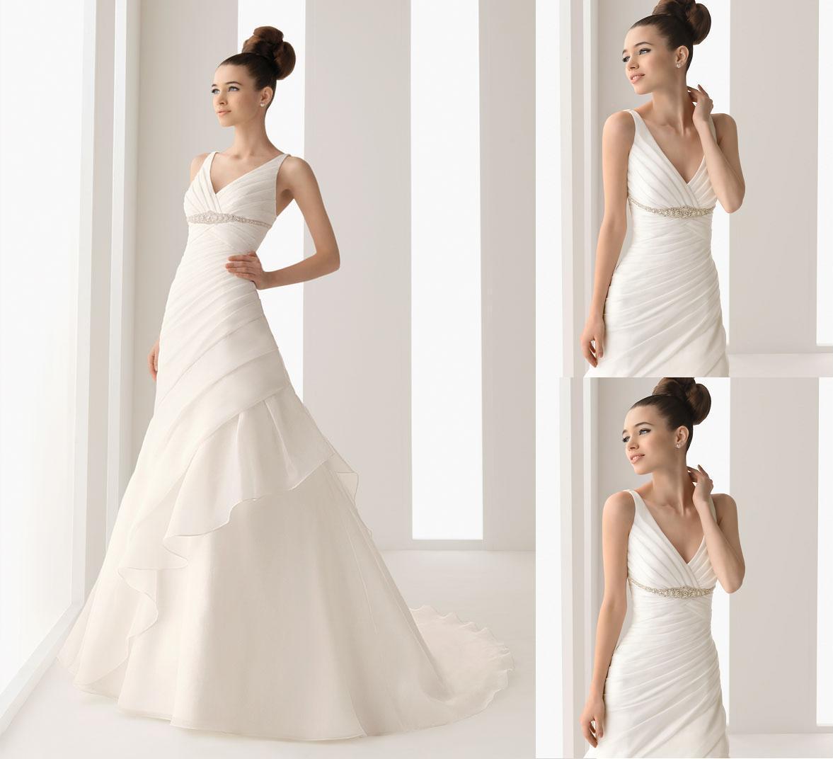 China 2012 Beautiful White Sweetheart Lace Wedding Dresses