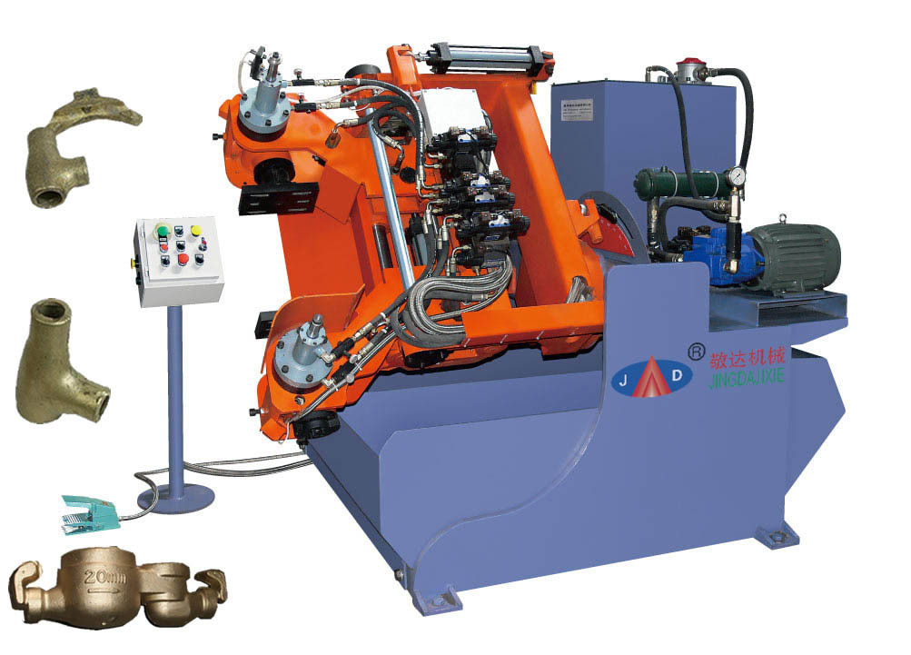 Taps and Water Meter Gravity Die Casting Machine (Jd-AB400)