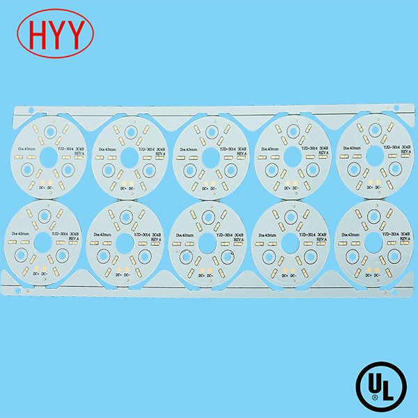 Aluminum LED PCB (HYY-0144)