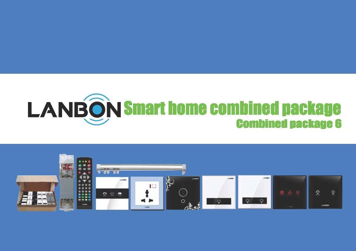 Wireless Smart Home Automation System China Home