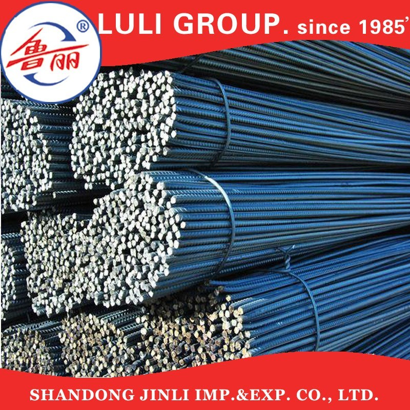 Grade 40/60 Deformed Steel Bar, Steel Rebar, Tmt Bar in Coils