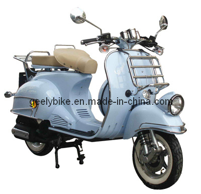 150cc Vespa Vintage Geely Scooter DOT/EPA Approved