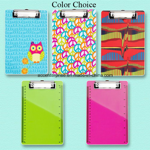Different Color Clipboards