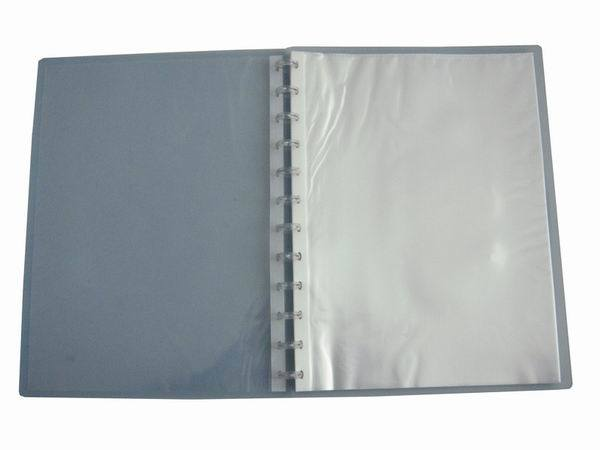 A4 Spiral Display Book/ Clear Book (F-A037)