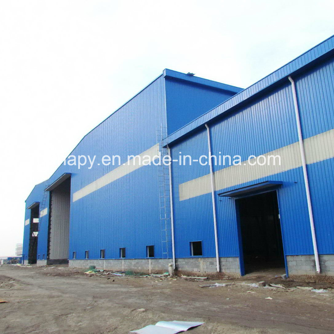 Professional Light Steel Prefabricated Building Construction