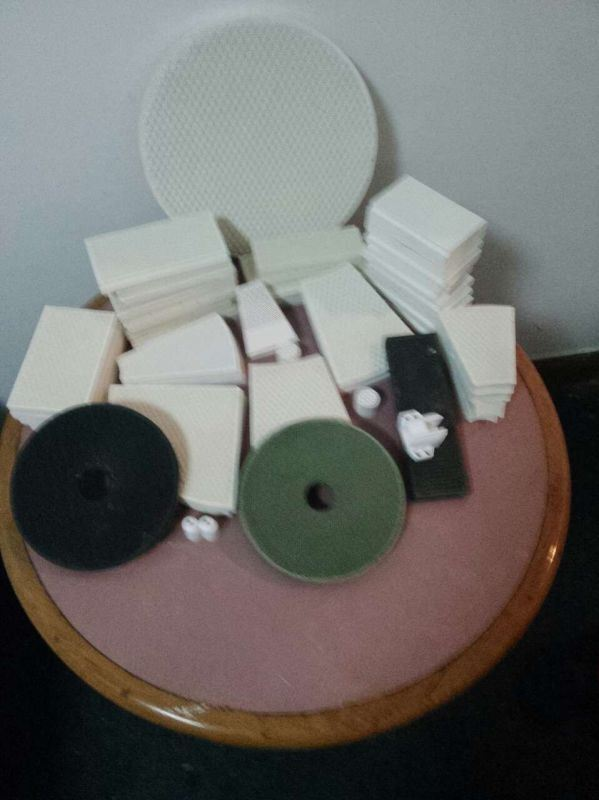 Honeycomb Ceramic Filter Plate with Excellent Thermal Shock Resistance