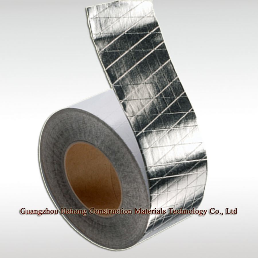 Adhesive Tape for Refrigerator Coated with Aluminum Foil