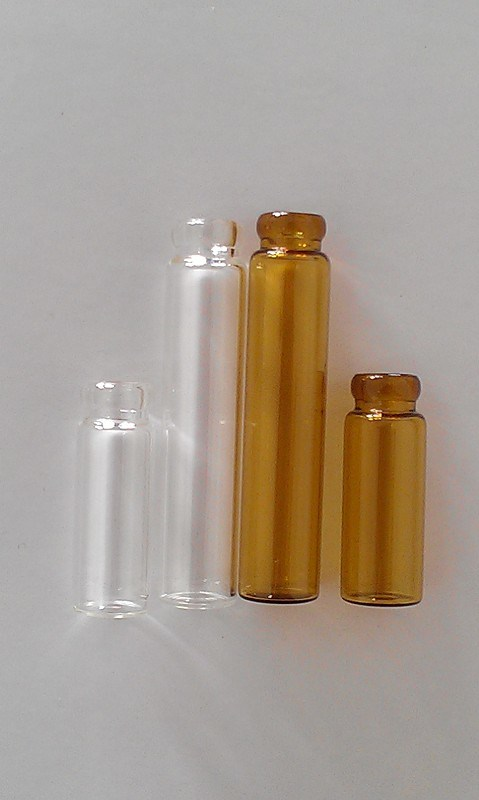 High Quality Glass Tubular Glassvial for Medical Packing
