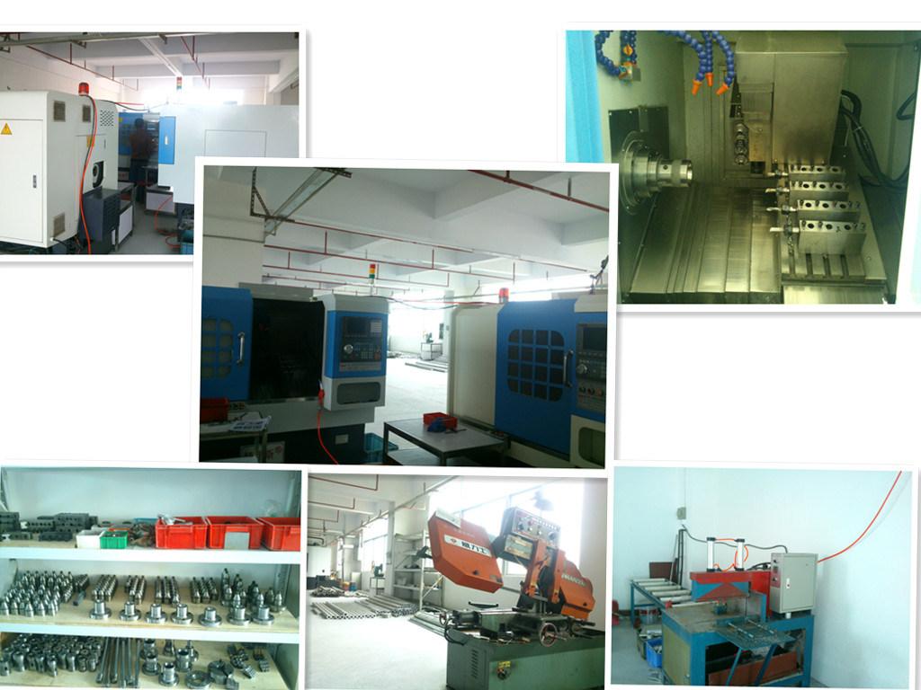 China High Quality OEM Metal Machinery Parts