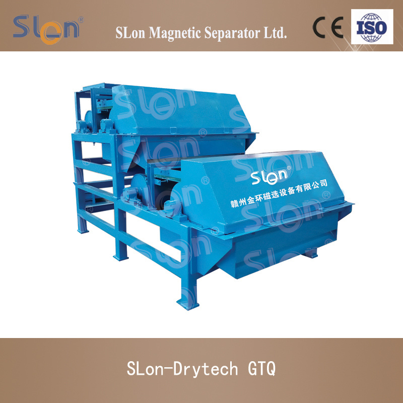 8-1 High Quality Drytech Gtq High Gradient Magnetic Separator