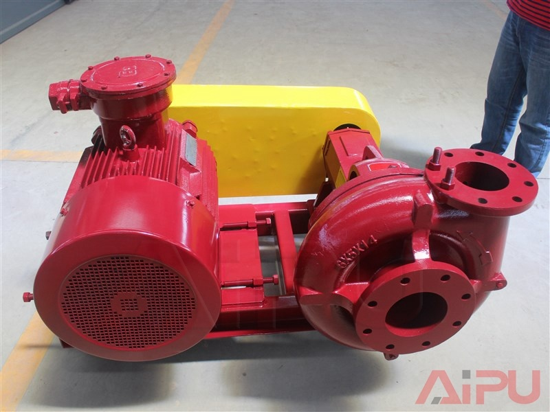 High Quality Solids Control Shearing Pump in Oil Well Drilling