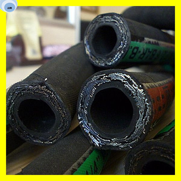 Two Layers of Braid Hose High Pressure Braided Rubber Hose