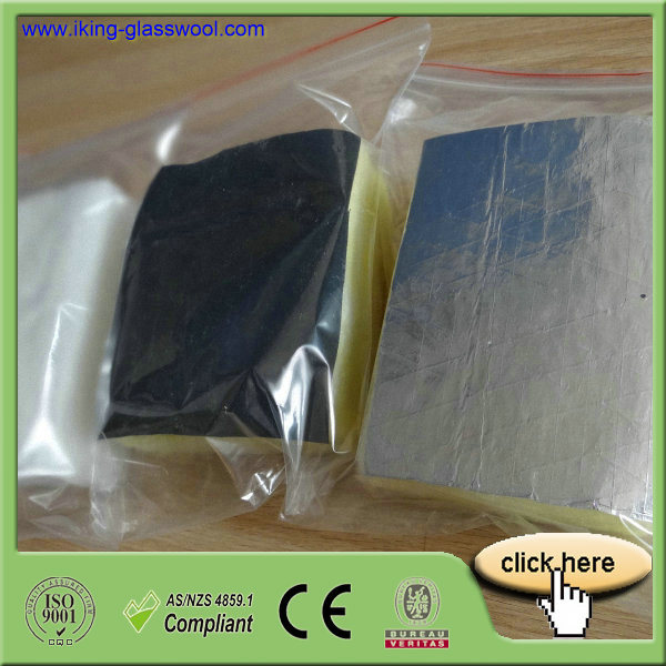 Reinforced Aluminum Foil Faced Glass Wool