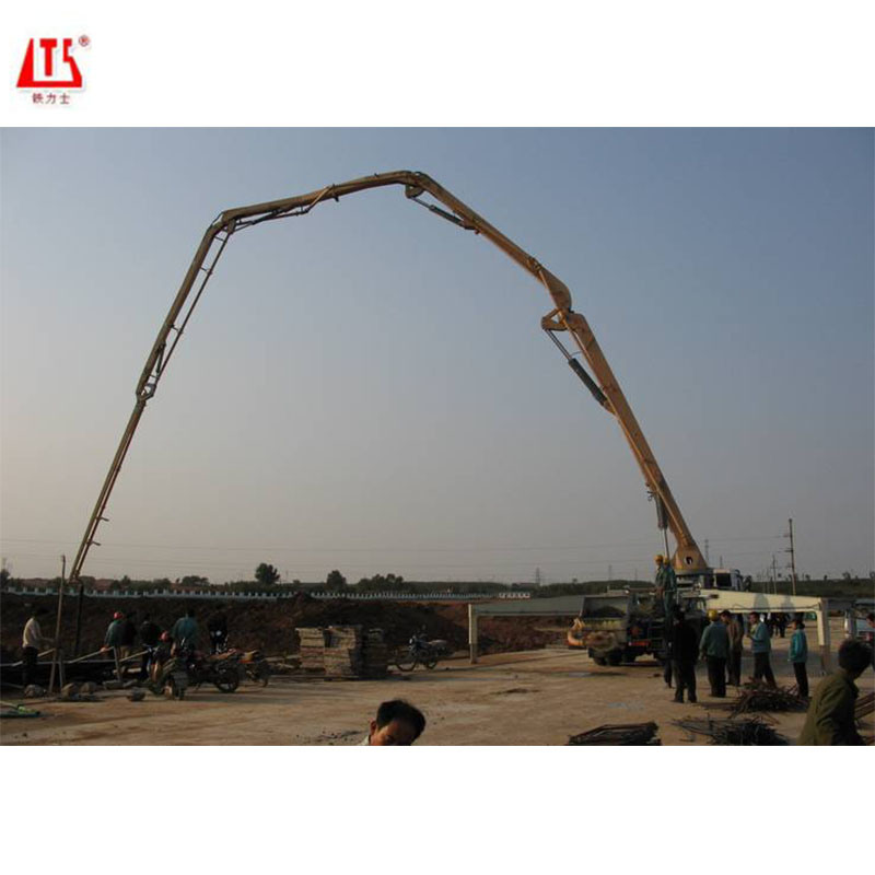 52m Truck Mounted Concrete Boom Pump wit...