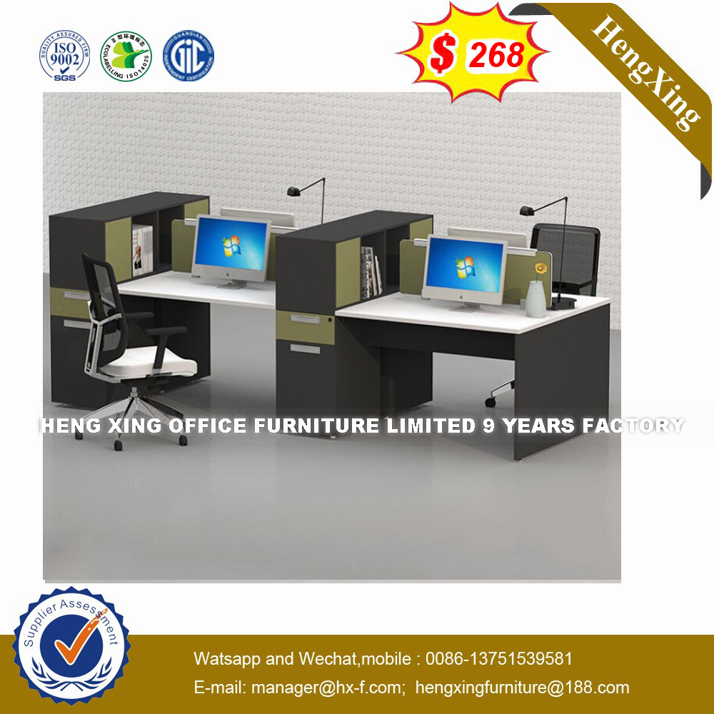 China Factory Price MDF Melamine Office Furniture (HX-8NR0453)