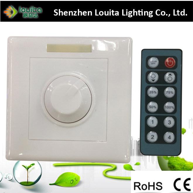 12V 12 Keys IR Remote LED Light Dimmer