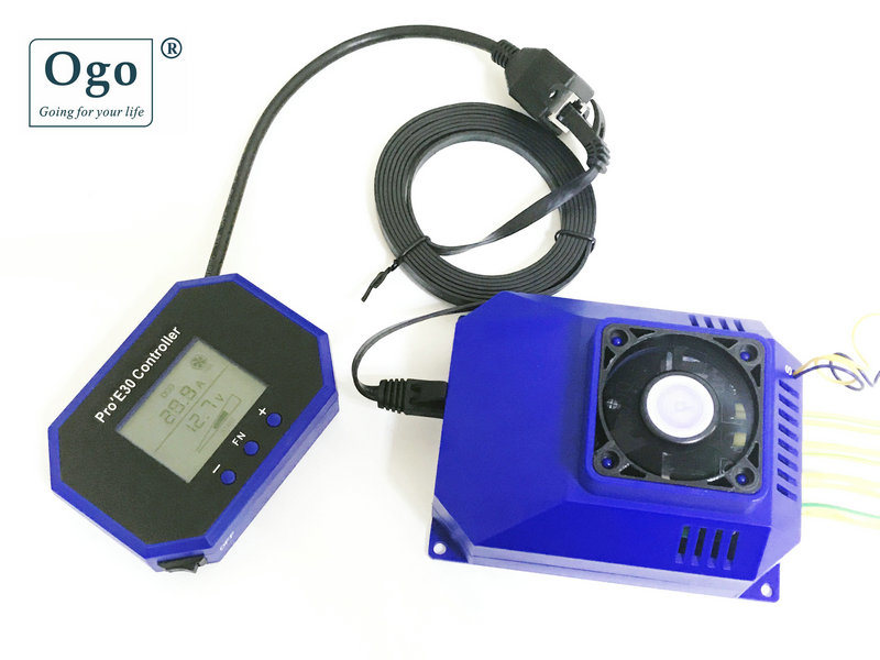 Ogo Pro′e30 Intelligent LCD PWM Dynamic Working with Engine Hho Saving Fuels