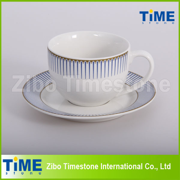 Custom Printed Wholesale Cups and Saucers