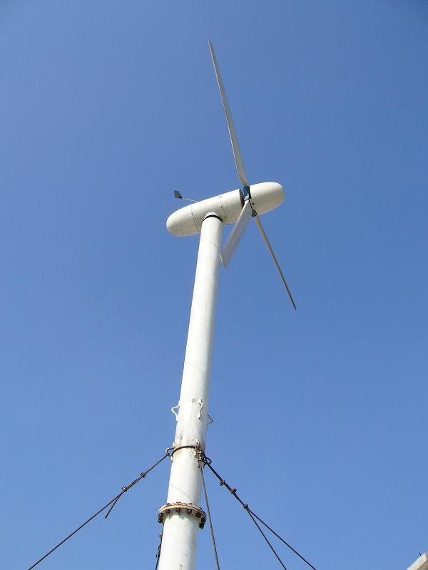 Wind Turbine (TZW-10KW) - China Turbine, Genetator