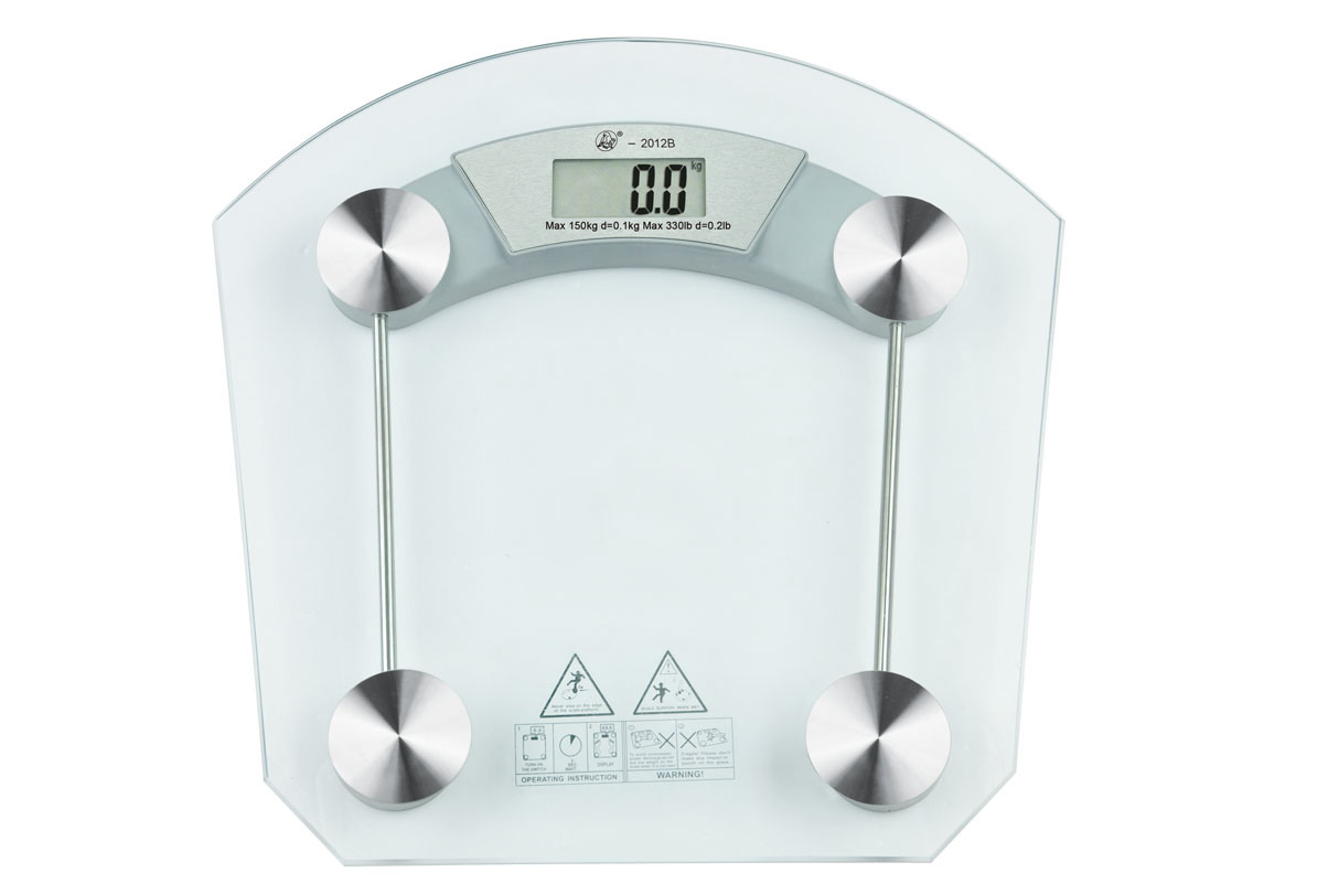 China 2012 New Digital Personal Scales