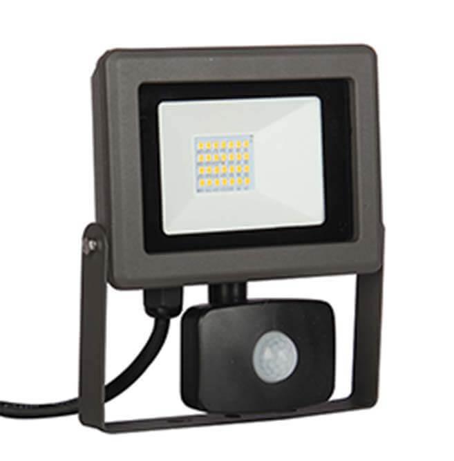 20W 1400lm Ce/EMC/RoHS LED Floodlight with Sensor