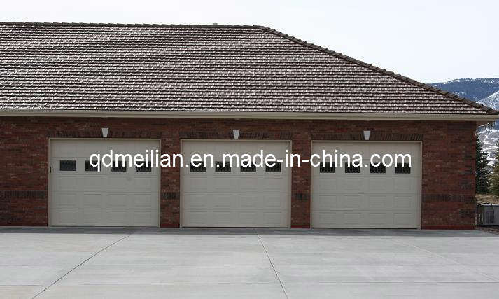 Residential Sectional Garage Door : Sectional garage door residential doors mlga