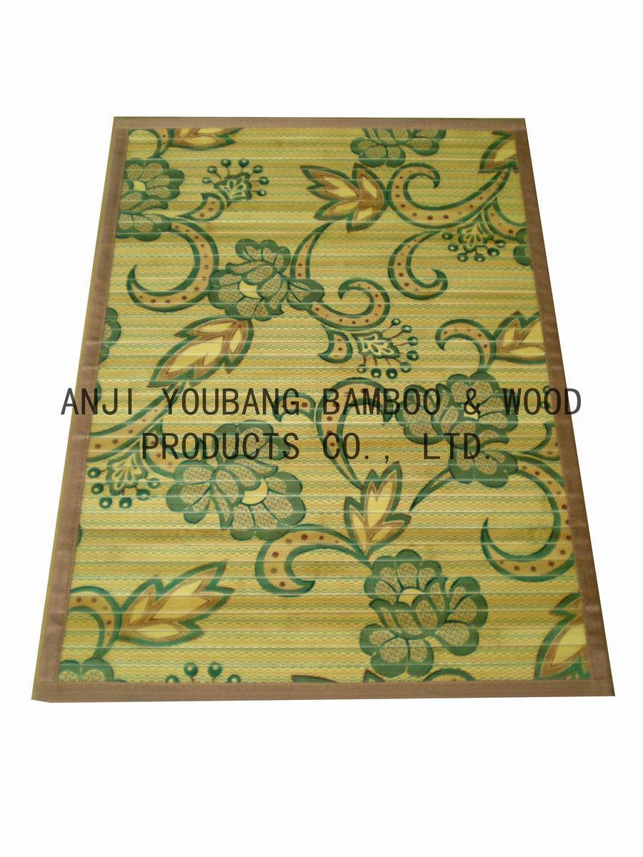 Bamboo Carpet Area Rug Mat YB 920 China Carpet