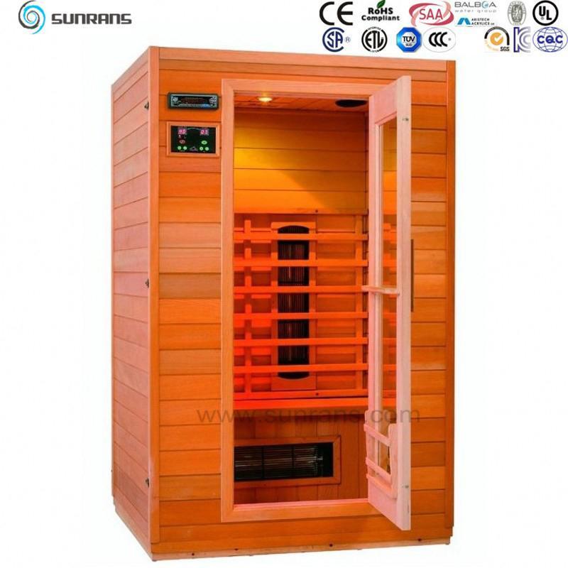 Healthy Far Infrared Mini Sauna Cabin for 1 Person (SR102)
