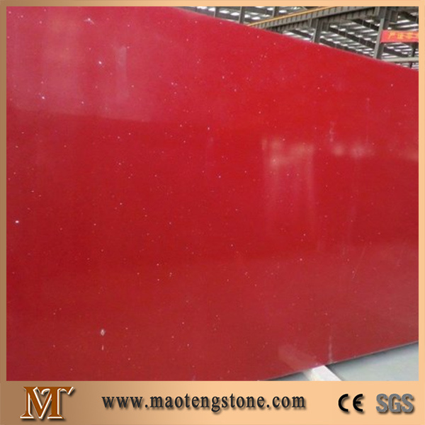 Artificial Stone Countertop, Artificial Quartz Slab, Sparkle Quartz Stone