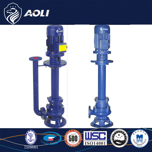 Yw Stainless Steel Sewage Waste Water Non-Clogging Submersible Pump