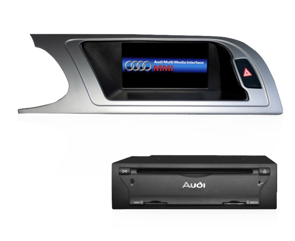 china car dvd player auto dvd player for audi a4 2009 2012. Black Bedroom Furniture Sets. Home Design Ideas