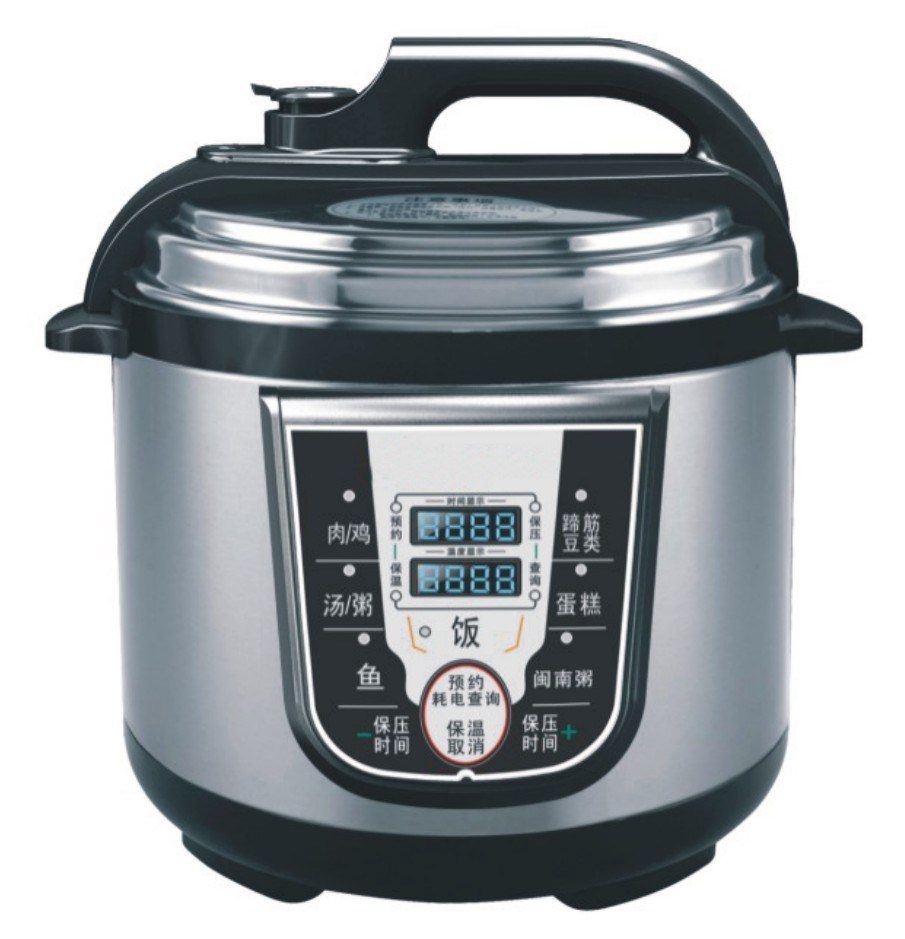 Electric Kitchen Appliance ~ China intelligent electric pressure cooker kitchen