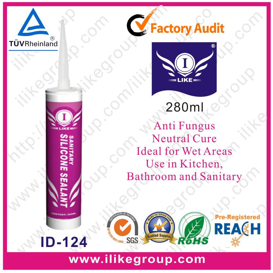 Anti Mildew Silicone Sealant