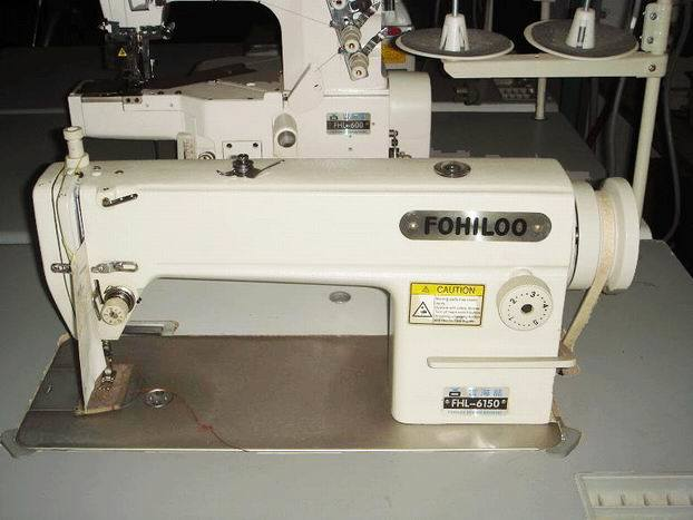 clothes sewing machine