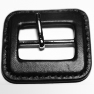 Custom Factory Wholesale Real/PU Leather Buckle