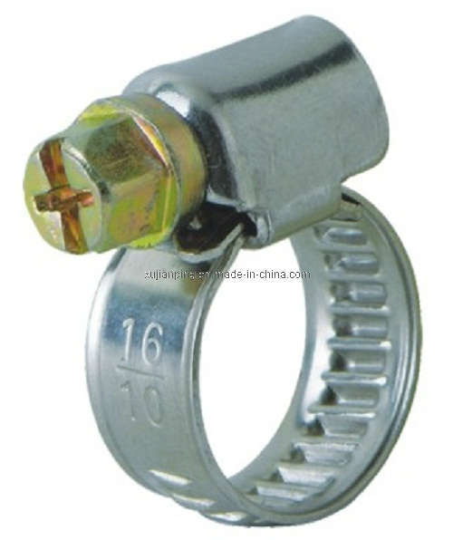 High Pressure German Type Hose Clamp