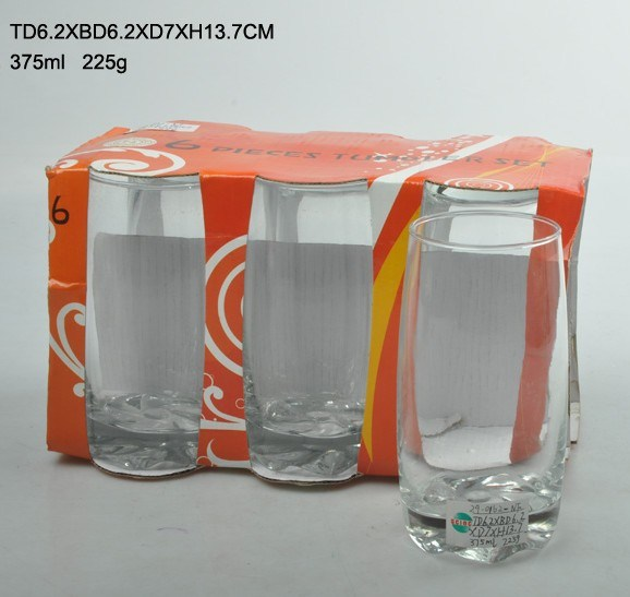Glass Blown Cup (29-0162-NF)