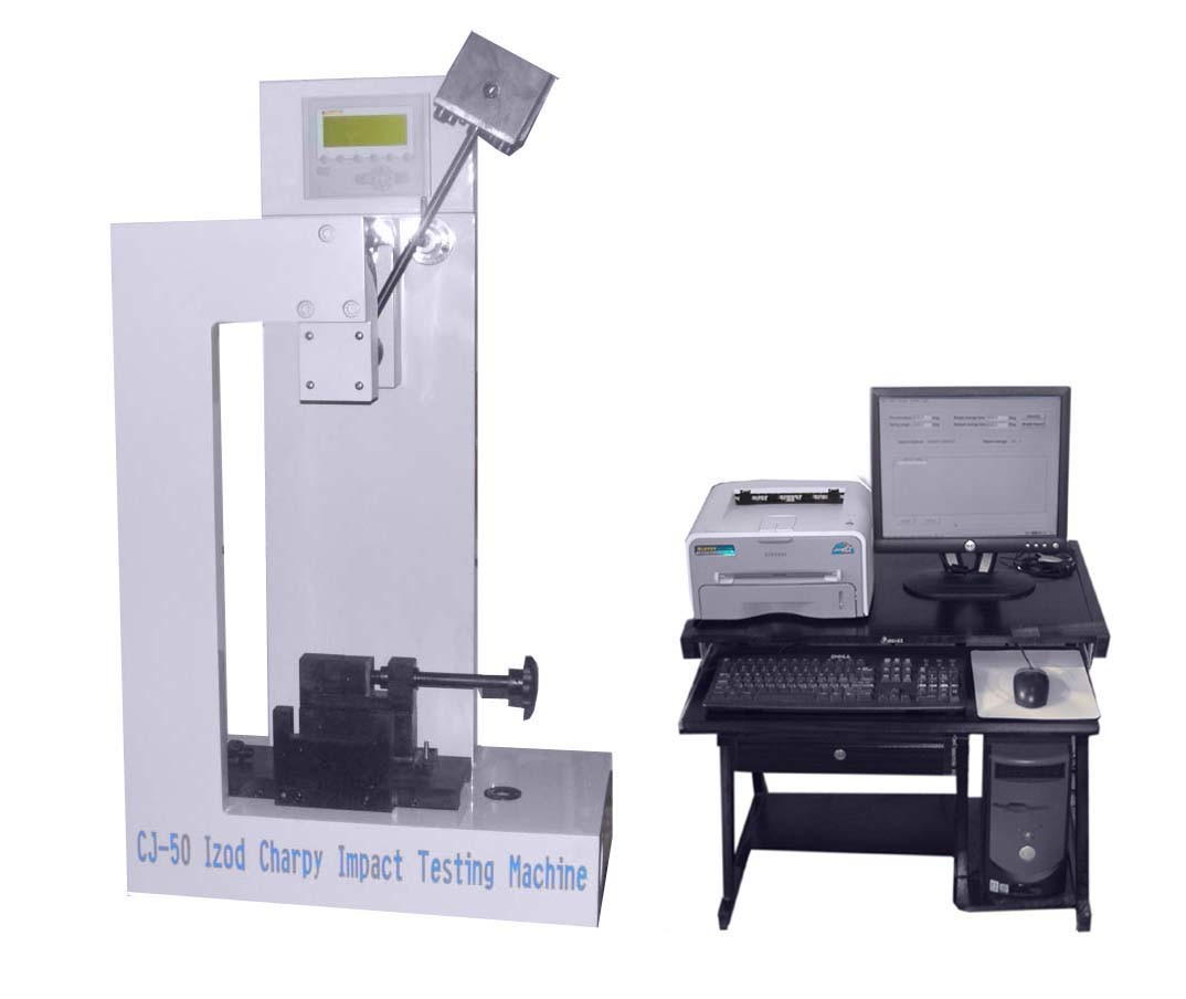 charpy impact test machine