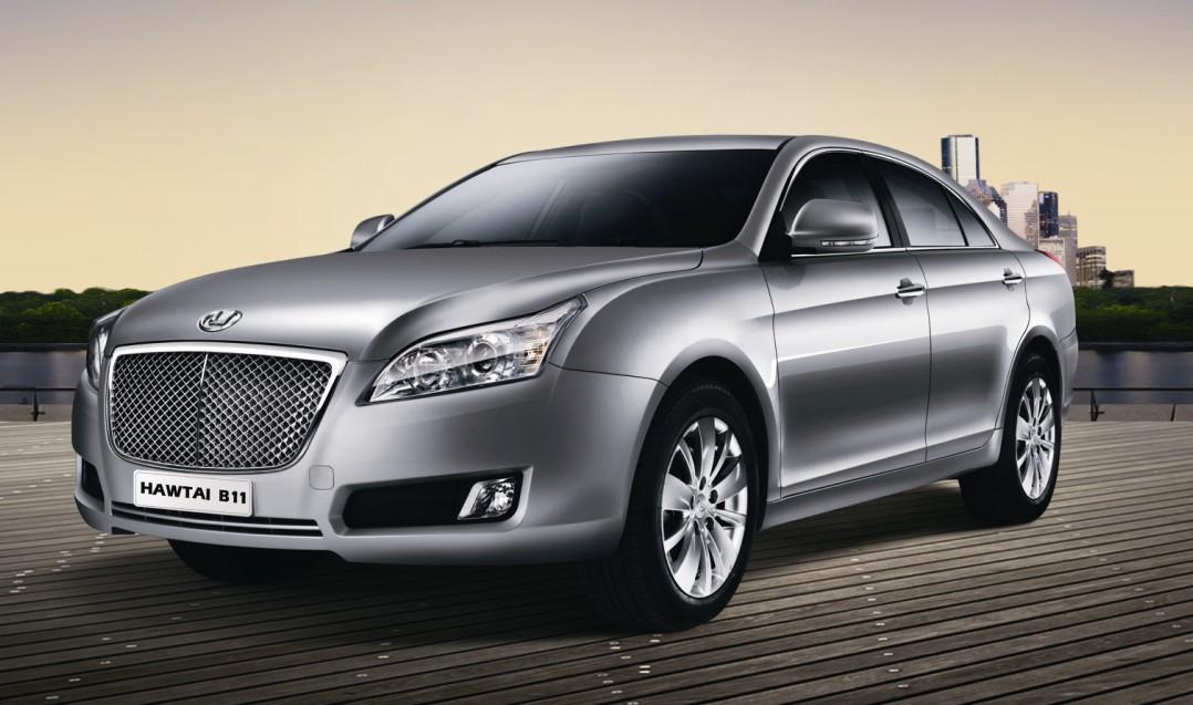 Sedan (B11) - China Sedan,