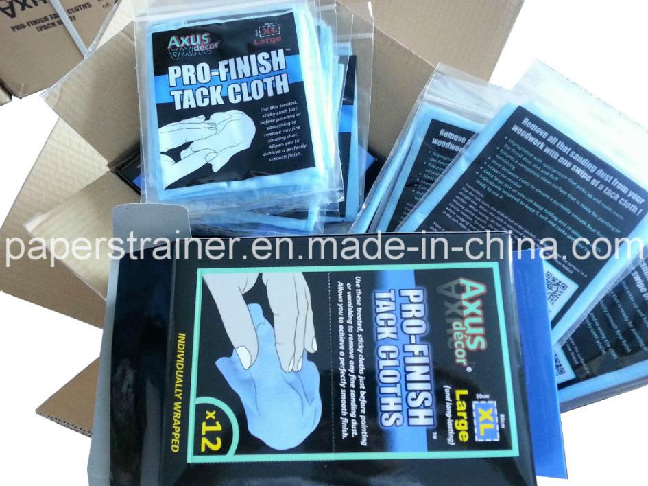 Blue Tack Cloth 80X45cm Color Box